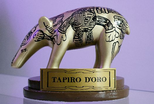 James Jarvis - Defaced Tapiris